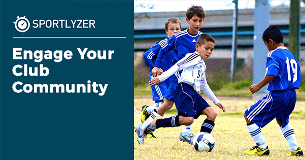 Engage your club community