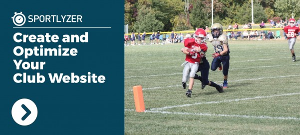 Create and Optimize Your Club Website