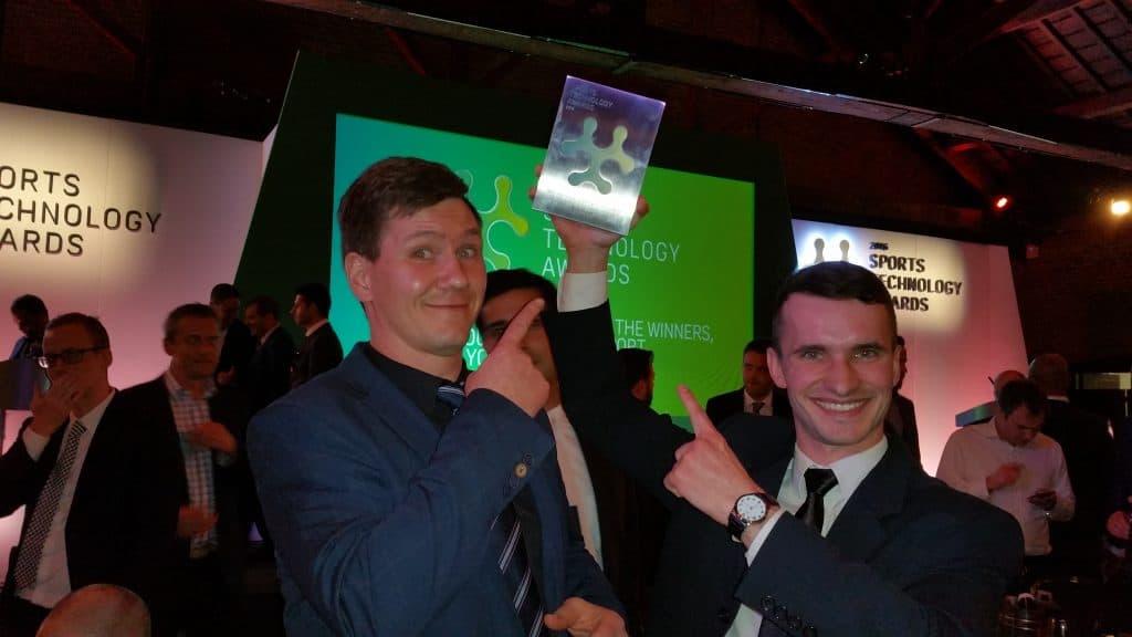 Sportlyzer - Sports Technology Awards 2016 winner