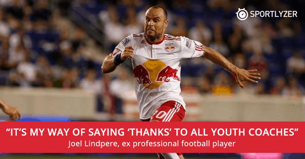 Joel Lindpere is investing in Sportlyzer