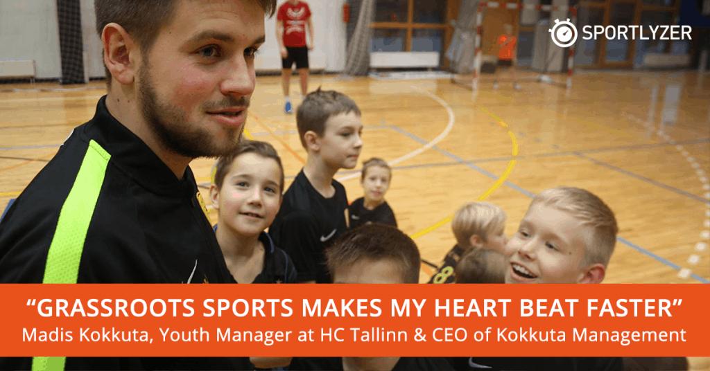 Madis Kokkuta about investing in Sportlyzer