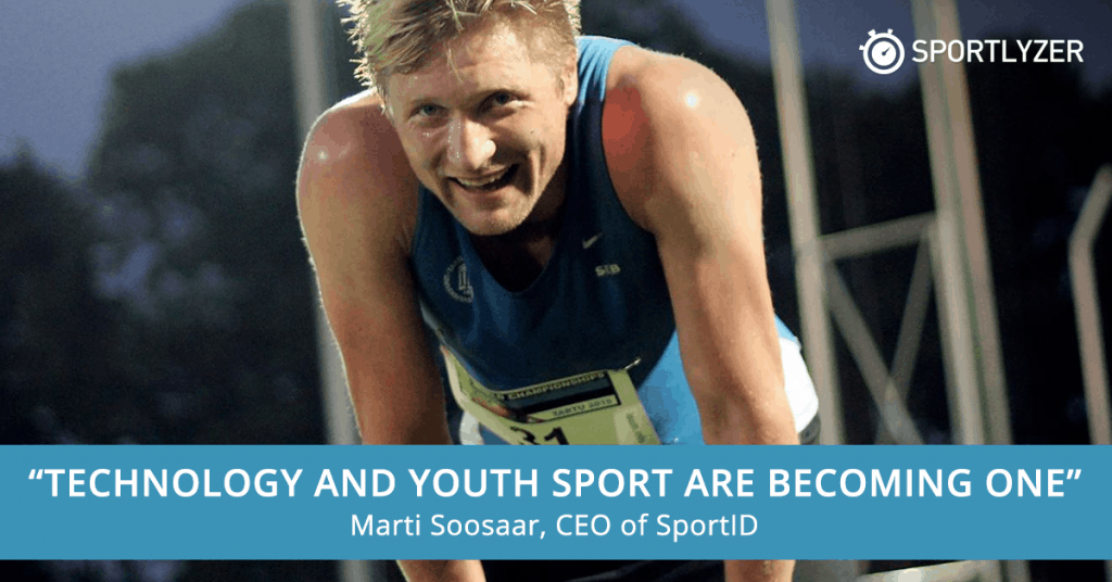 Marti Soosaar about investing in Sportlyzer