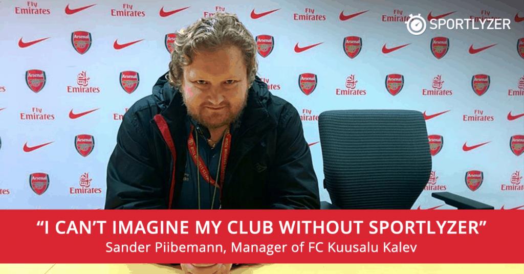Sander Piibemann about investing in Sportlyzer