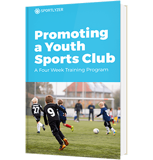 Promoting a youth sports club (player recruitment)