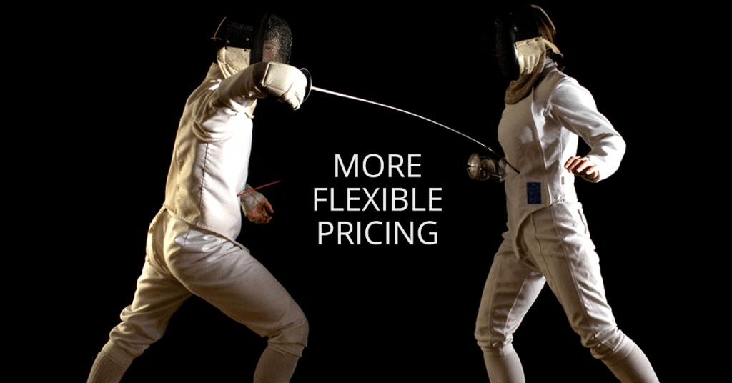 More flexible pricing - Sportlyzer