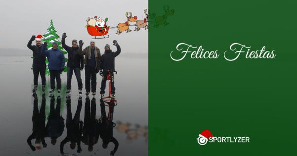Christmas card SPA