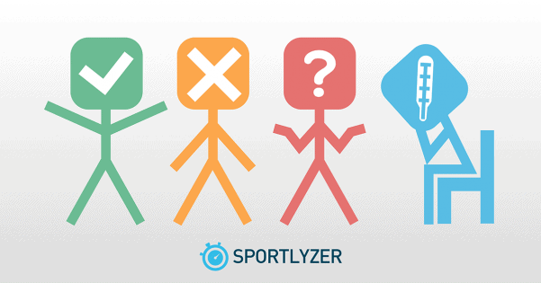 Athletes attendance tracking at Sportlyzer